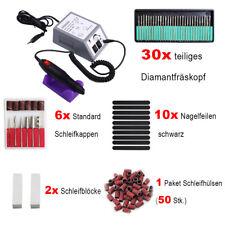 Nagelstudio Nagelfräser Set Fräser Maniküre Pediküre Elektrische Nagelfeile