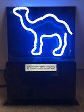 Camel Neon Light Sign Advertisement Cigarette
