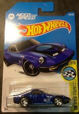 Hot Wheels Custom Super Need for Speed Nissan Fairlady Z with Real Riders
