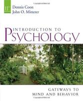 Introduction To Psychology  by Dennis Coon