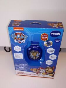 VTech PAW Patrol Chase Learning Watch - Blue