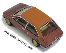 #157 Fiat 128 Coupe Bertone 1:43 YOW MODELLINI scale model kit
