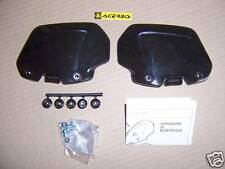 Spoiler Acerbis Nylon Rally Brush Handprotektoren schwarz Windschutz KTM Yamaha