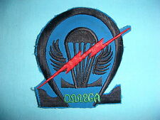 VIETNAM WAR PATCH US SPECIAL FORCES SFOD B-50 PROJECT OMEGA