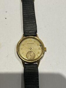 montre movado or