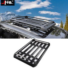 ROOF RACK SUV CARGO LUGGAGE CARRIER BASKET for Jeep Grand Cherokee Ford Explorer