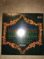 GEORGE BEVERLY SHEA - ZONDERVAN'S CHRISTMAS ALBUM -VINYL LP-ZLP 732 RARE VINTAGE