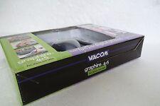 Wacom Graphire 3 Digitizer w/Stylus Mouse Pen Tablet 4x5 USB CTE-430/GO-A NEW