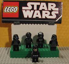 "STAR WARS LEGO LOT  MINIFIGURE--MINI FIG  --""  5 TROOP -TIE--SHADOW--V WING  """