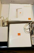 modem routeur  orange livebox sagem avec cables