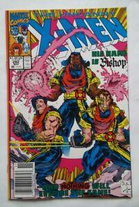 Uncanny X-Men #282 newsstand variant 1st Appearance Of Bishop (9.4)