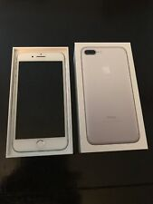 Iphone 7 Plus 32 GB Silver At&t