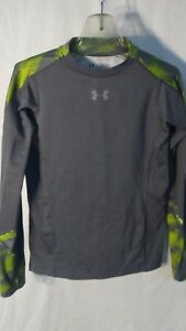 UNDER ARMOUR YLG COLD GEAR FITTED LONG SLEEVE