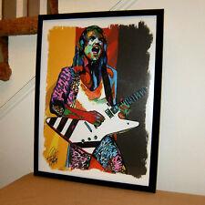 Matthias Jabs Scorpions Guitar Metal Rock Music Poster Print Wall Art 18x24