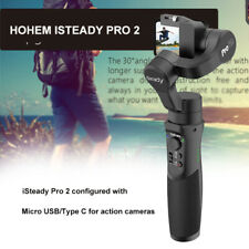 Hohem iSteady Pro 2 Handheld Gimbal Stabilizing for OSM Sony Rx0 Action Camera
