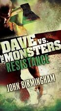 Resistance: Dave vs. the Monsters (David Hooper Trilogy)-ExLibrary