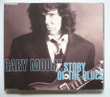 GARY MOORE - Story of the Blues - 4-Track UK-Maxi-CD