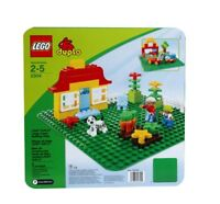 NEW 2304 LEGO Duplo Large Green Building Plate BRICKS & MORE Age 2-5 / 1 Pieces