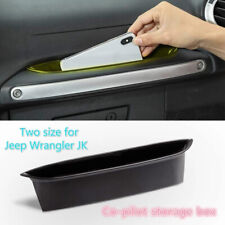 Grab Tray Passenger Storage Tray Organizer Grab Handle Box for Jeep Wrangler JK
