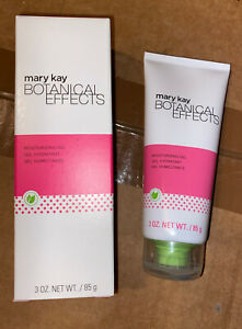 Mary Kay Botanical Effects Moisturizing Gel For All Skin Types 3oz New In Box