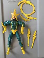 Amazing Spiderman Electro (ToyBiz, Marvel Legends Compatible)