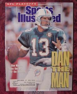 SPORTS Illustrated January 14 1991 DAN MARINO Tom Kite Ricky Pierce