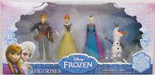 Disney Frozen Eiskönigin Figuren 4er Set Elsa Anna Kristoff Olaf