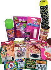 TEASE YOUR GIRLFRIEND PRANK KIT - Squirt Fake Stink Perfume Party Joke Gag Trick