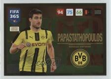 2016-17 Adrenalyn XL Fifa 365 Update Edition Limited Sokratis Papastathopoulos