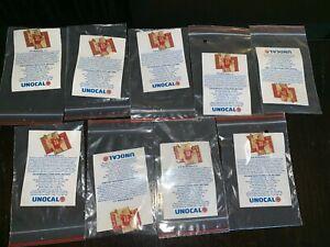 BRAND NEW (1) San Francisco 49ers Joe Montana MVP XVI XIX XXIV UNOCAL Pin
