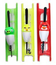 Rapala Angry Birds Fishing Float Set Great Gift Kids Fishing Kit 3pcs.