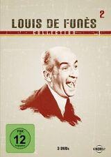 3 DVDs * LOUIS DE FUNÈS COLLECTION 2 # NEU OVP /