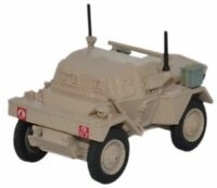 OXFORD MILITARY - DINGO SCOUT CAR - 5TH RTR 4TH ARMOURED BRG LIBYA 1942  - 1:76