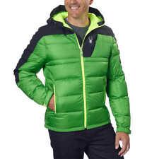 NWT Mens Spyder Bernese Down Packable 700 down fill Jacket hood $400 Size XXL