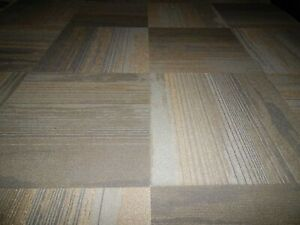 "CARPET TILE 33 PCS= 24"" x 24"" Commercial Grade 100% Nylon total 132 S/F"