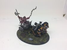 Painted Metal Khorne Chariot Chaos Warhammer Age Of Sigmar
