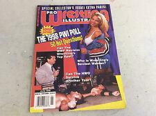 Pro Wrestling Illustrated PWI Magazine June 1998 PWI Poll W/ Stone Cold Poster!