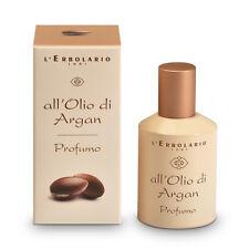 L'ERBOLARIO Eau de Parfum all'Olio di Argan 50ml Lerbolario Authentique EDP Vapo