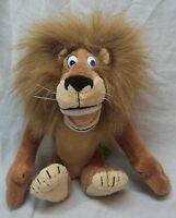 "RUSS Madagascar SOFT ALEX THE LION 8"" Plush STUFFED ANIMAL Toy 2005"
