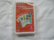 """Quartett Karten - Spiel, """"Komm gut heim!"""""""