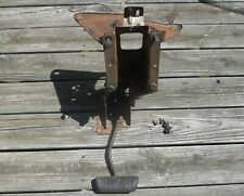 74 - 78 Ford Mustang II Cobra II Brake Pedal Assembly With Pad OEM