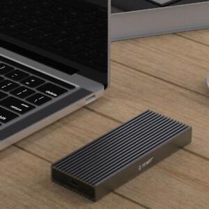 New Samsung 1TB External Ultra Portable USB-C USB C NVMe SSD Solid State Drive