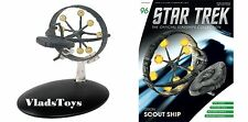 Eaglemoss Diecast Star Trek Orion Scout Ship #96 with Magazine