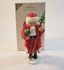 2007 Hallmark Keepsake Ornament Nutcracker Santa Special Edition Nib