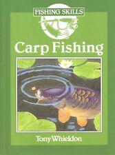 WHIELDON TONY ANGLING FISHING BOOK CARP FISHING SKILLS SERIES paperback BARGAIN