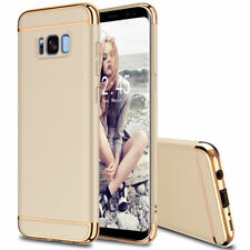 For Samsung Galaxy S8 | S8 Plus Case - Thin Luxury Hard Armor Bumper Cover