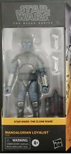 Star Wars Black Series Mandalorian Loyalist Action Figure Walmart IN HAND