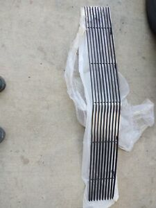 For Chevy Bel Air 1956 Carriage Works polished Billet Main Grille