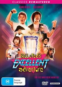 Bill and Teds Excellent Adventure | Classics Remastered DVD