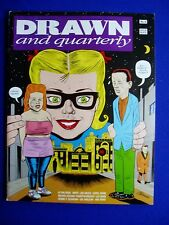 Drawn & Quarterly vol1 no 8 Underground / Alternative.  mag  1992 1st.